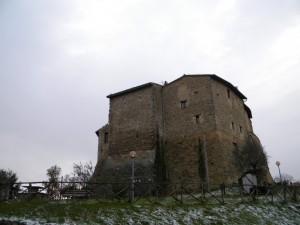 Un castello, un  borgo: Collemancio