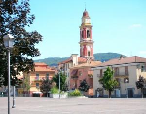 Piazza della Vittoria e campanile