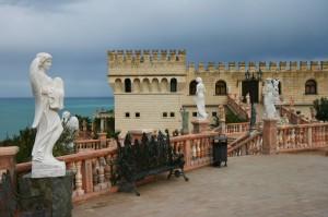 il castello degli Angeli