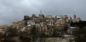 Panorama di Torricella Peligna