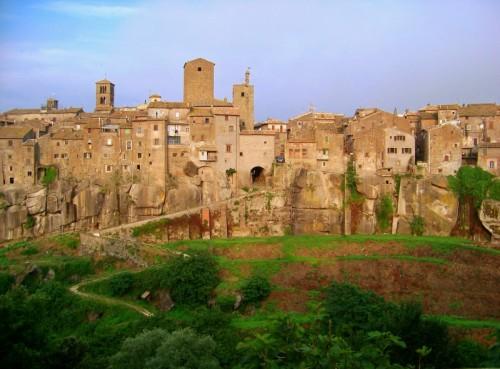 Vitorchiano - Panorama di Vitorchiano