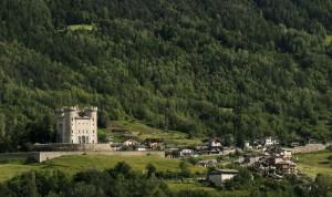 Aymavilles e il suo castello