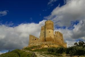 Il castello di Mazzarino 1