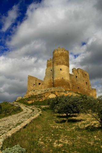 Mazzarino - Ancora il castello di Mazzarino