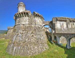 La Fortezza di Sarzanello