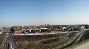 panorama dalla strada x Vettigne