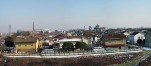 Panorama zoom
