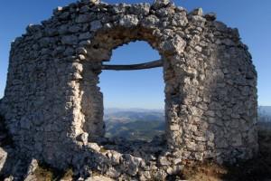 Castello della Rocca, particolare