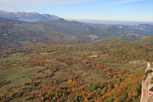 Pescopennataro - Colori d'autunno,