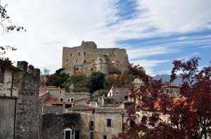 la roccaforte di Castelvecchio