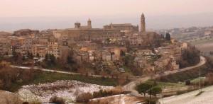 Panorama di Morrovalle