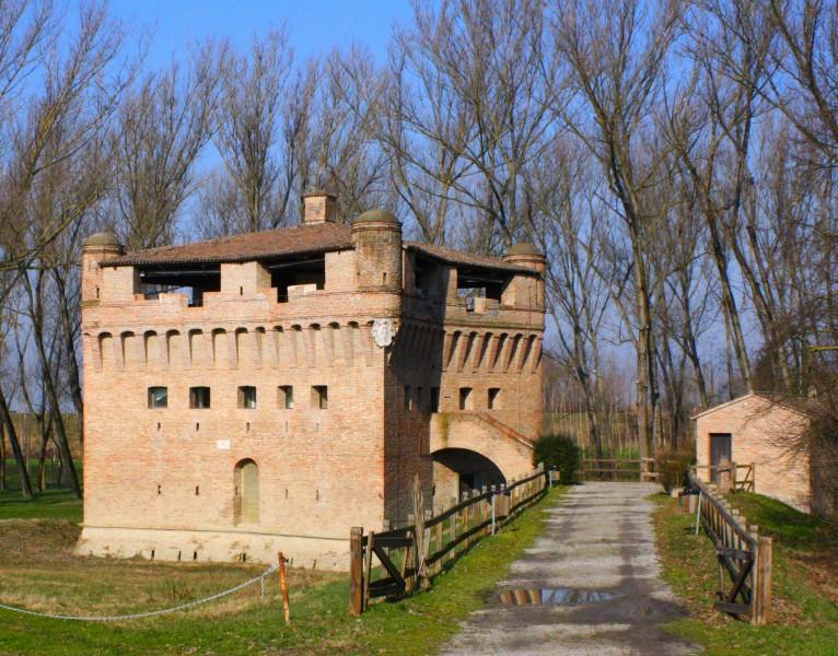 ''Rocca Possente'' - Bondeno