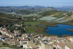 Serradifalco (CL)-lago cubba