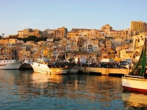 Al porto di Sciacca (1)