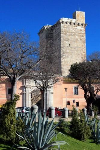 Cagliari - Torre di San Pancrazio
