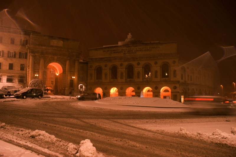 ''Antica Porta ingresso a Macerata'' - Macerata