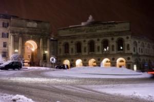 Antica Porta ingresso a Macerata 1