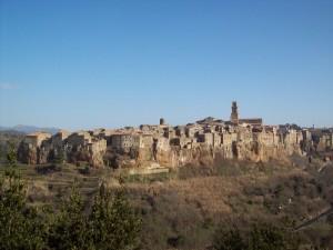 Un bel paese della bassa Toscana