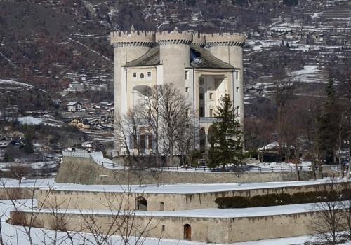 Aymavilles - Castello di Aymavilles
