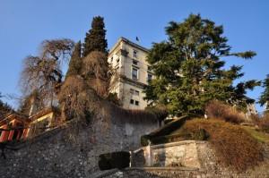 Il Castello di Udine all'entrata da Piazza Libertà