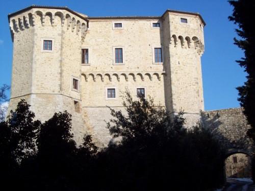 San Casciano dei Bagni - Castello di Fighine 2