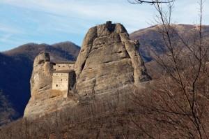 il castello di Vobbia