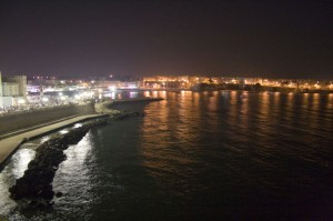 Otranto by night