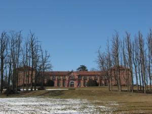 Il castello della Mandria