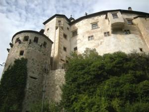 gironzolando intorno al castello