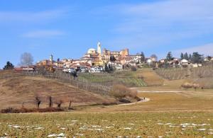 Montegrosso  d'Asti: tra Monferrato e Langhe