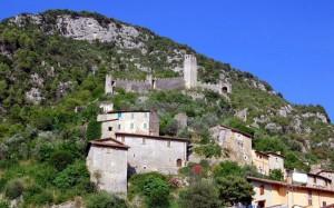 Ferentillo e il castello