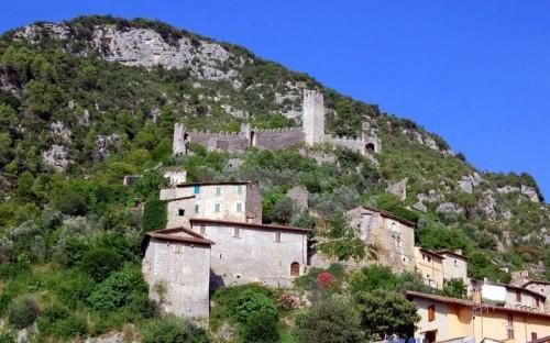 Ferentillo - Ferentillo e il castello