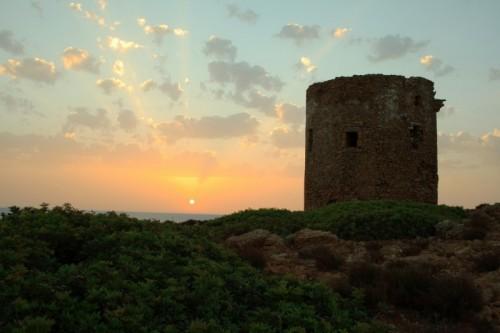 Buggerru - Torre controsole