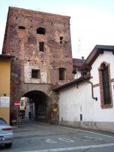 l antica porta del Borgo