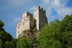 faccio un giro giro tondo intorno al castello San Michele