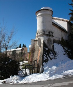Bastione della cittadella