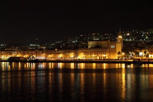 Messina - Panorama dal forte San Salvatore 2
