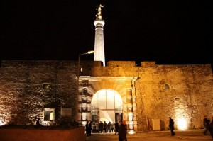 Forte San Salvatore ingresso
