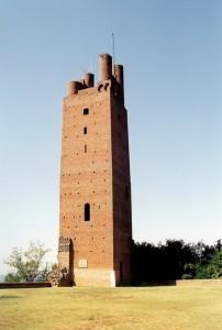 La Rocca con la Torre di Federico II