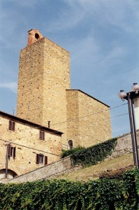 Castello dei Conti Guidi XIII sec.