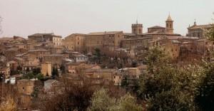 Panorama Citta' di Morrovalle