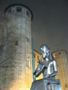 Faraone in Piazza Castello