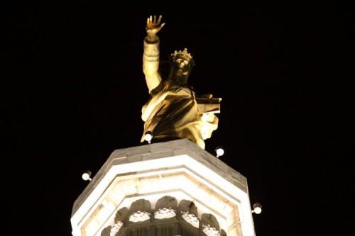 Messina - vos et ipsam civitatem benedicimus - forte San Salvatore