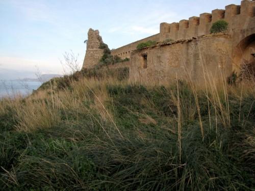 Villa San Giovanni - Le antiche vestigia i Torre Cavallo.