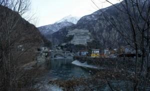 Dal fiume al forte
