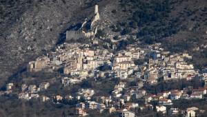 il borgo e la sua rocca