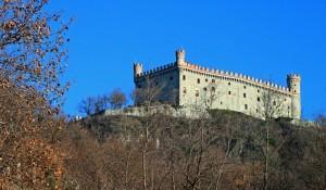 Castello di Montalto Dora - XII secolo