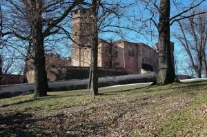 """Castello nel """"Bosco di Sommariva"""""""