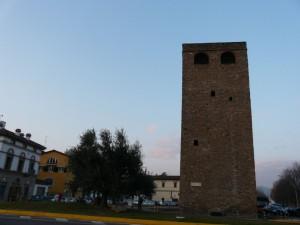 La torre nel contesto cittadino