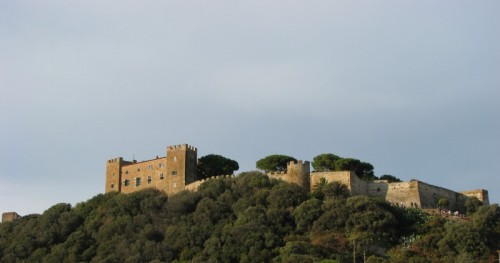 Castiglione della Pescaia - Castello di Costiglione